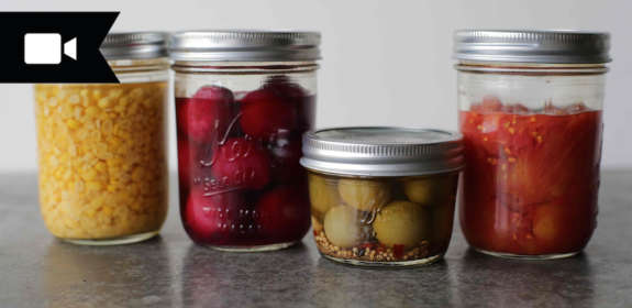 Preservation Kitchen: Pickles